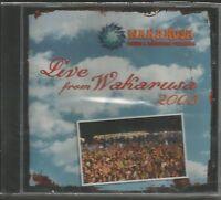Rare Live Trx Cd The Samples Umphrey's Mcgee Martin Sexton The Gourds Tea Leaf