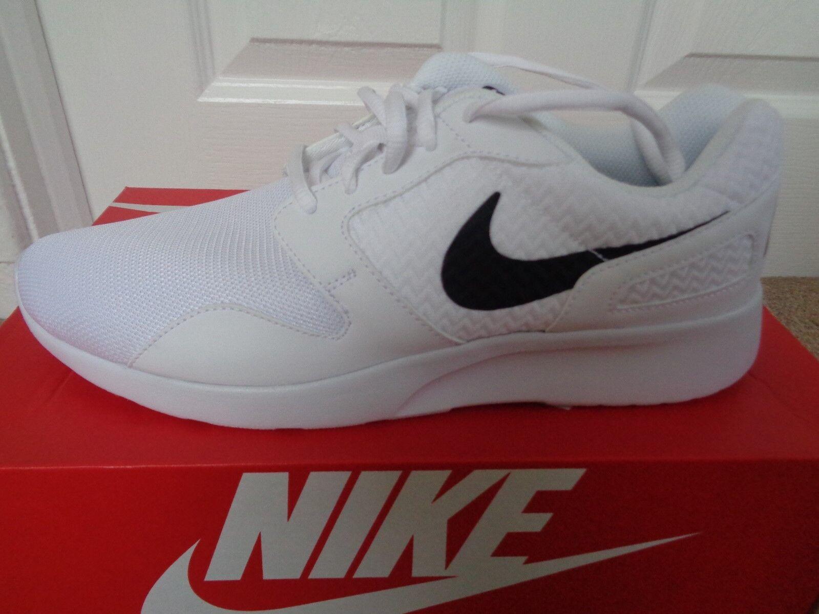Nike Kaishi Mujer Zapatillas zapatillas 36.5 654845 103 UK 3.5 EU 36.5 zapatillas nos 6 Nuevo + Caja 8a4a06