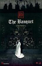 THE BANQUET Movie POSTER 27x40 You Ge Jingwu Ma Daniel Wu Ziyi Zhang Xun Zhou