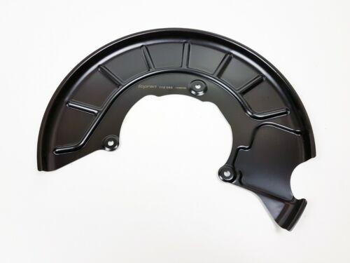 Brake Disc Dust Cover Plate Drivers O//S Right Skoda Octavia Superb 1K0615312F