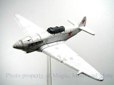 = Angels 20 = YAK 1 Rookie #31 Axis & Allies Air Force Miniature Avion | eBay