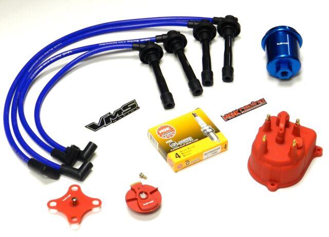 Distributor Cap Rotor Spark Plug Wire Fuel Filter 9201 Honda Rhebay: Fuel Filter Distributor Cap Rotor At Gmaili.net
