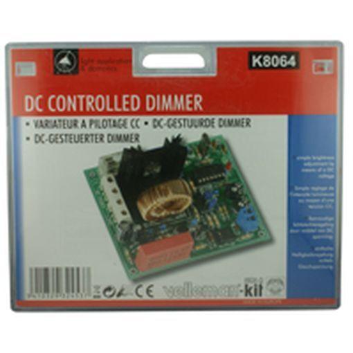 Velleman DC gesteuerter Dimmer K8064