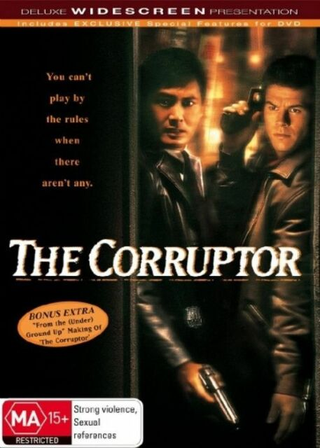 The Corruptor (DVD, 2006) LIKE NEW ... R 4