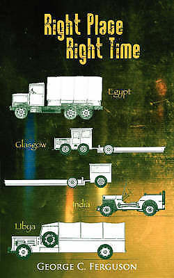 Right Place Right Time, Ferguson, George C., New Book