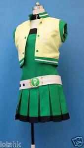 Powerpuff Girl Z Buttercup Cosplay Costume Custom Made | eBay Powerpuff Girls Buttercup Costume