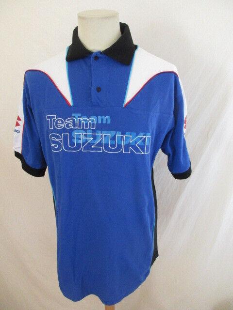 Polo vintage Team SUZUKI size XXL