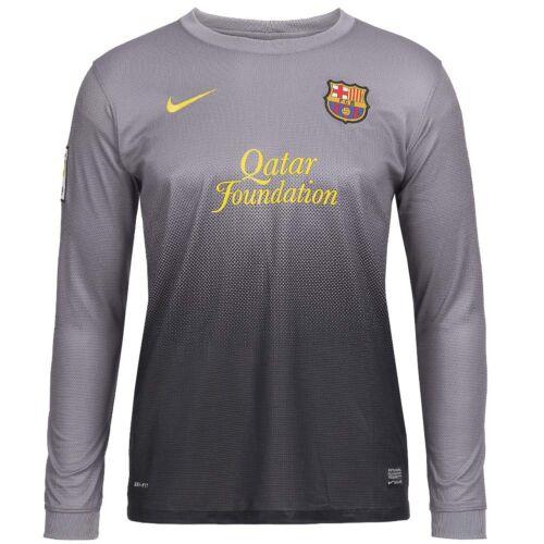 FC Barcelona Nike Kinder Torwarttrikot Goalkeeper Torwart Trikot 478318-010 neu