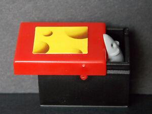 Jouet kinder boite à souris K99 118 France 1998 +BPZ WzbLvv4x-09154059-968318412