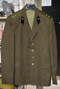 Soviet-Union-USSR-Russian-Army-CCCP-RUSSIA-MILITARY-officer-Uniform-Jacket