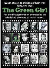 Susan Oliver Documentary - The Green Girl (DVD)