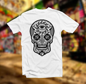 hamsa skull symbol khamsa tattoo protection aztec eye. Black Bedroom Furniture Sets. Home Design Ideas