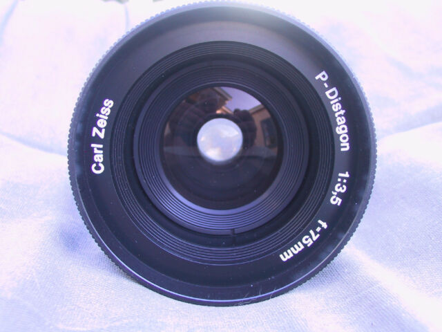Hasselblad PCP-80 Lens - 75mm / condensor lens / cap / Cosmetic Special