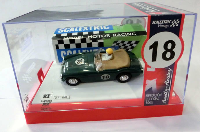 Austin Healey ristampa ristampa Healey speciale 1965 Scalextric Ref, A10118S300 288732