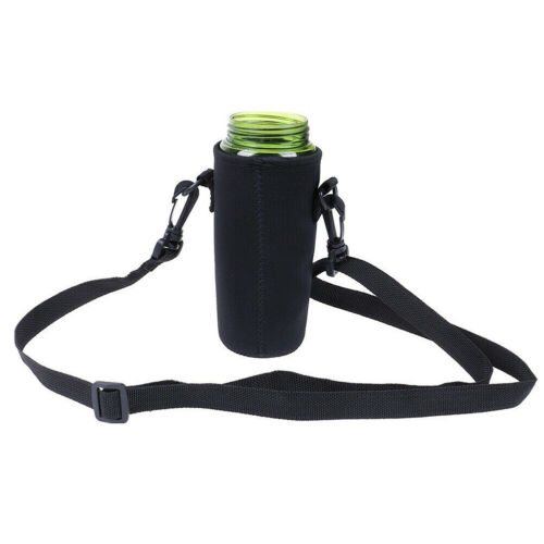 NE/_ Water Bottle Carrier Insulated Cup Cover Bag Holder Protective Pouch Nice