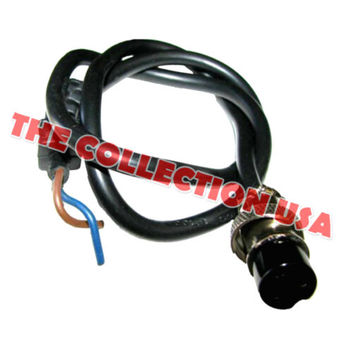 3-PIN INLINE CHARGER PLUG FOR RAZOR ELECTRIC SCOOTER BATTERY CHARGER CONNECTOR