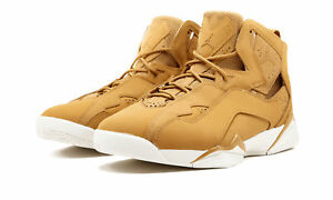37af4650d3b4 Image is loading Nike-Jordan-True-Flight-Basketball-Shoes-Golden-Harvest-