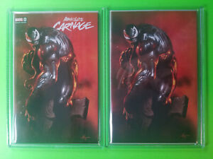 ABSOLUTE-CARNAGE-1-Variant-by-DELL-039-OTTO-Trade-or-Virgin-NM-Marvel-2019