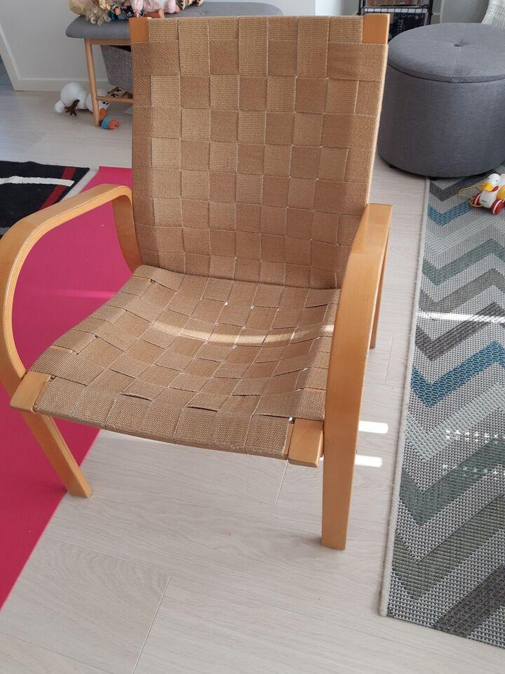 Lænestol, træ, Ikea
