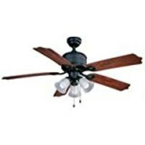 Boston Harbor AC362+3L-NI-3L 52-Inch Ceiling Fan