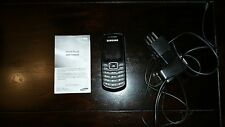 Samsung GT-E1080i O2 Black Powers up ask for pin