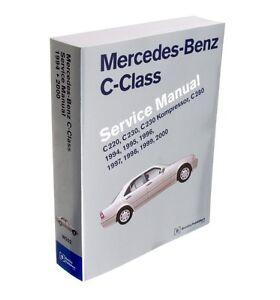 mercedes w202 c class c220 c230 c280 service repair manual bentley rh ebay com 1994 Mercedes C220 Mercedes-Benz C280 Problems