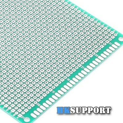 9x15cm Double Side Tinned Plated Thru-Hole SMD Circuit Prototype PCB Board