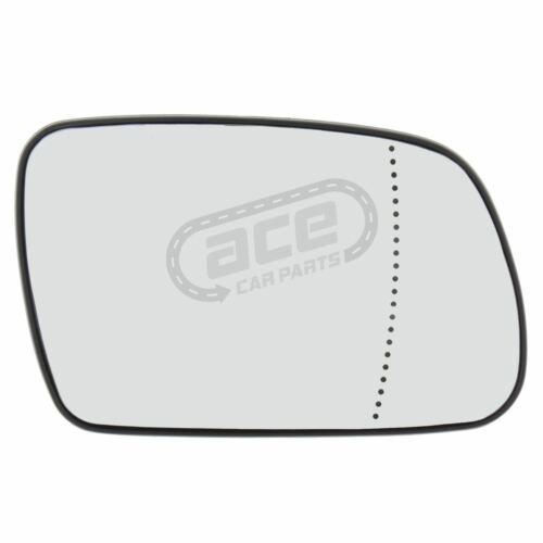 Peugeot 307 Hatchback 2001-2009 no climatizada asférica Mirror Glass controladores secundarios