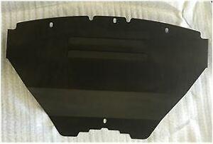 Nissan-300ZX-Engine-Undertray-Powdercoated-Black