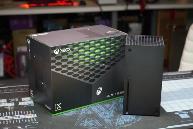 Microsoft Xbox Series X 1TB Video Game Console - Black BRAND NEW AUS STOCK!