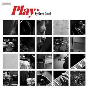Dave-Grohl-Play-New-Sealed-Vinyl-LP-Album