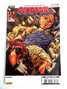 Magazine-Marvel-Deadpool-off-Except-Series-No-2-La-Lune-Honey-Is-Finish-Mars