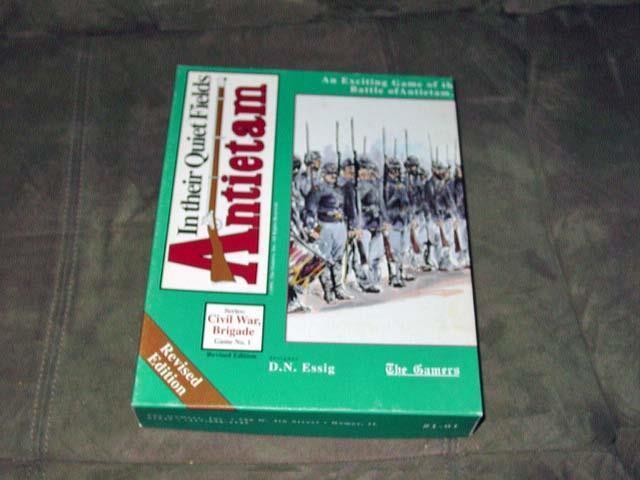 forniamo il meglio The giocors 1991 - In their Quiet Fields Fields Fields - Antietam - Civil War Brigade (Revised)  da non perdere!