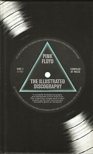 PINK-FLOYD-THE-ILLUSTRATED-DISCOGRAPHY-SIGNED-BY-AUTHOR-BARRY-MILES-1981