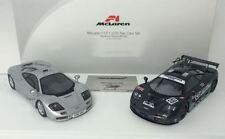 McLaren F1/ F1 GTR, 2 Cars Murray Signed 1992/95, TrueScale TSM14SS2  Resin 1/43