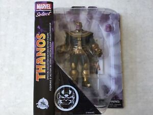 Disney-Store-Thanos-Action-Figure-by-Marvel-Select-7-039-039-FAST-FREE-SHIPPING