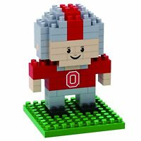 Ncaa Ohio State Player Brxlz Puzzle 3d Construction Toy 89 Pcs