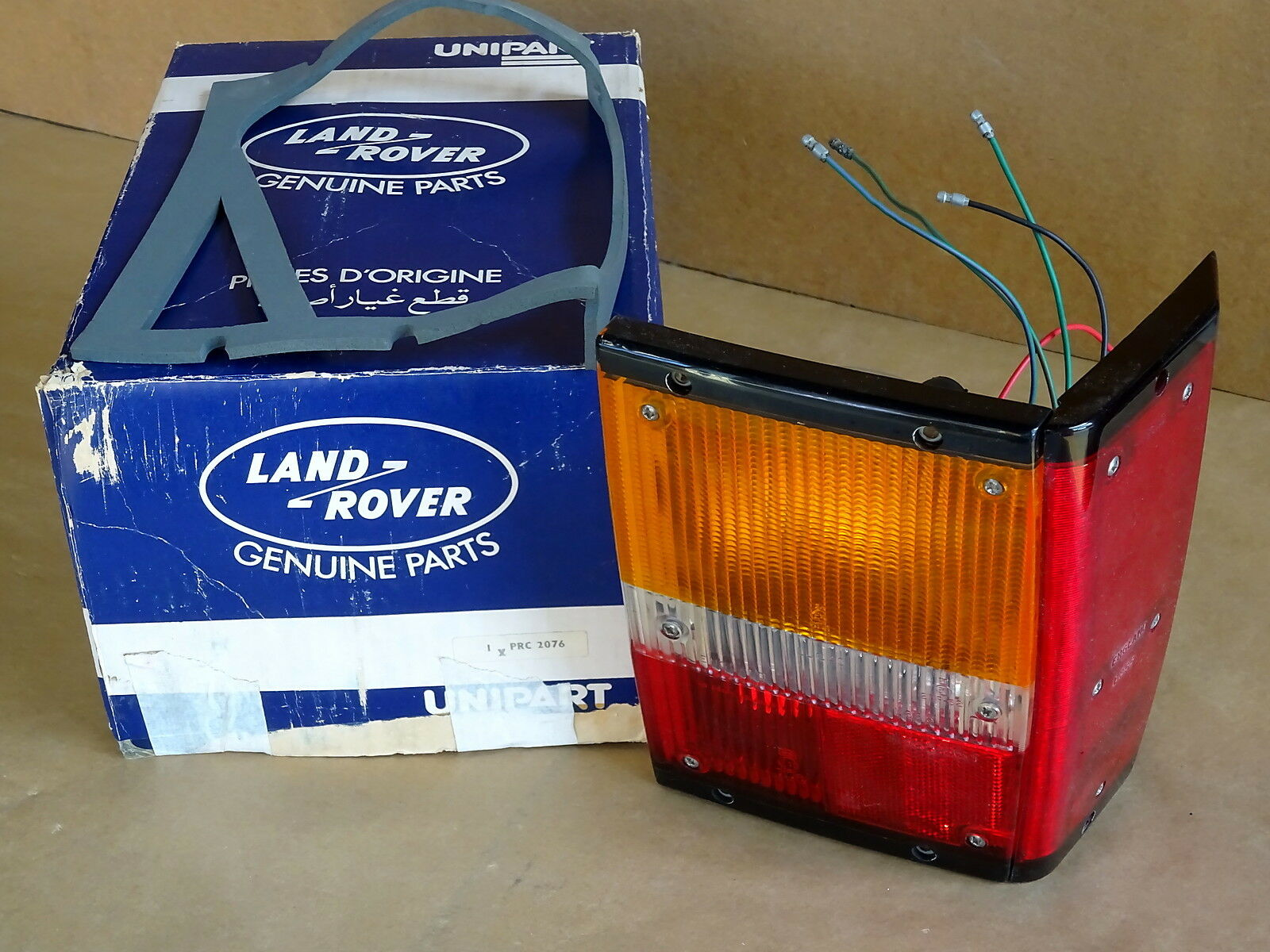 Sonstige RANGE ROVER CLASSIC REAR LIGHT GUARDS 1970 TO 1996 NO ...