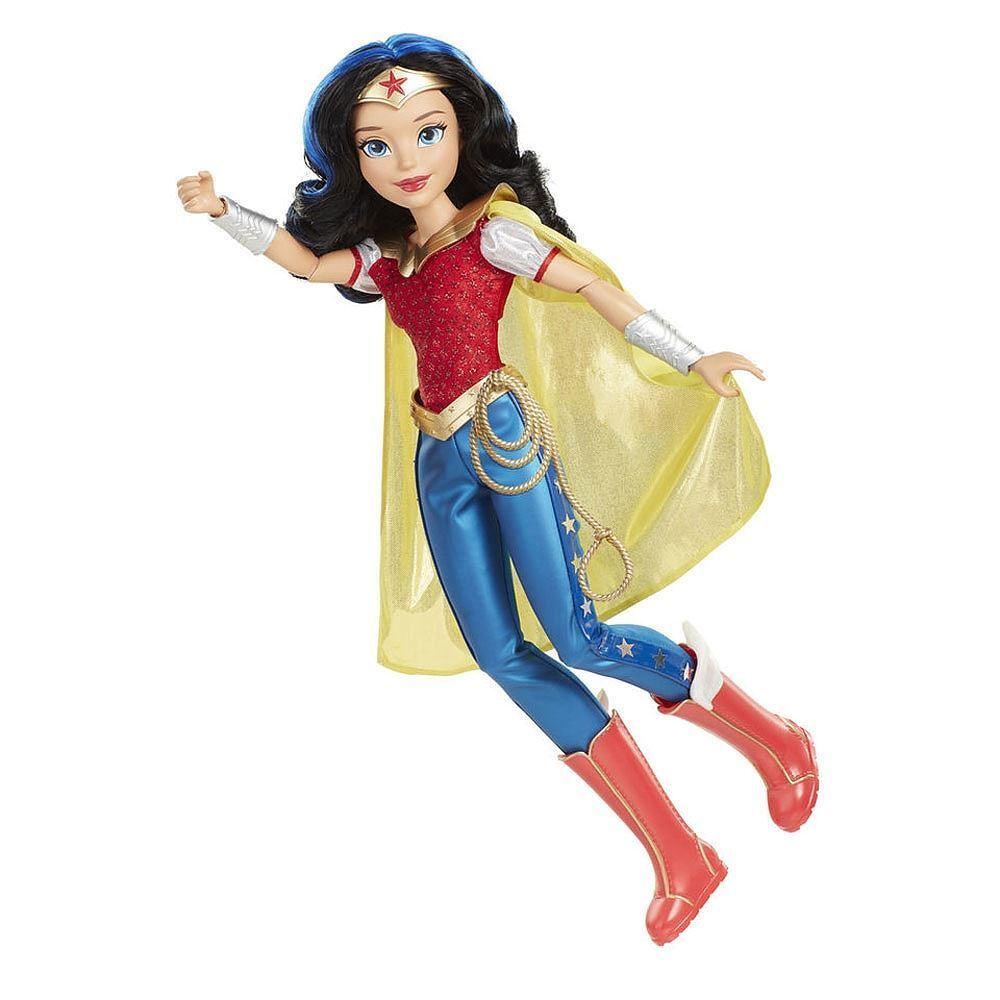 18'' Dc Super Hero Comics Wonder Woman Action Pose Figure Doll Girls Toy