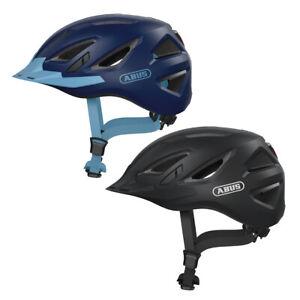 ABUS Urban-I 3.0 Fahrradhelm mit Rücklicht