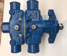 "Chrysler Raw Water Sea Pump Sherwood D55 P10550G 5/8"" Shaft E7592M 2847629"