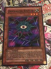 Orica  Cosplay card Orichalcos Kyutora custom card!