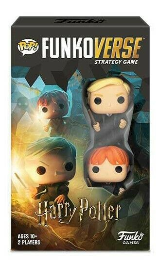 Funko Funkoverse Strategy Game 2PK, Harry Potter 101 Expandalone, New