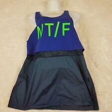 48946d734357e8 item 5 Nike Sz L Women s Track   Field Run Crew Tank Top NEW Style  724103  Blue 455 -Nike Sz L Women s Track   Field Run Crew Tank Top NEW Style   724103 ...