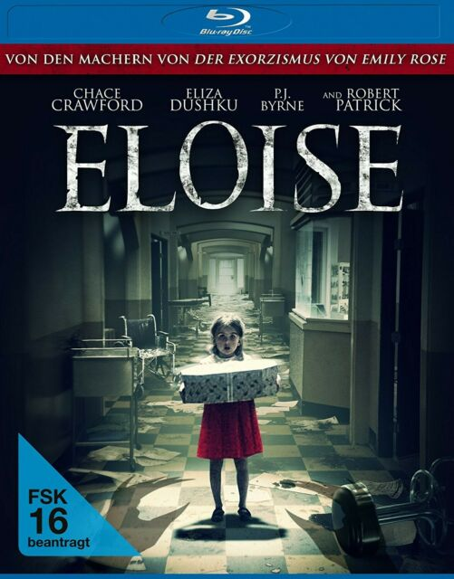 THE HAUNTING OF ELOISE Eliza Dushku, Robert Patrick,Chace Crawford  BLU-RAY NEW