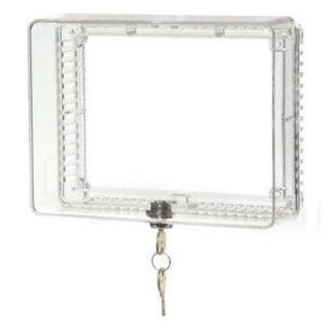 Honeywell-CG511A1000-C-Medium-Inner-Shelf-to-Prevent-Tampering-Thermostat-Guard