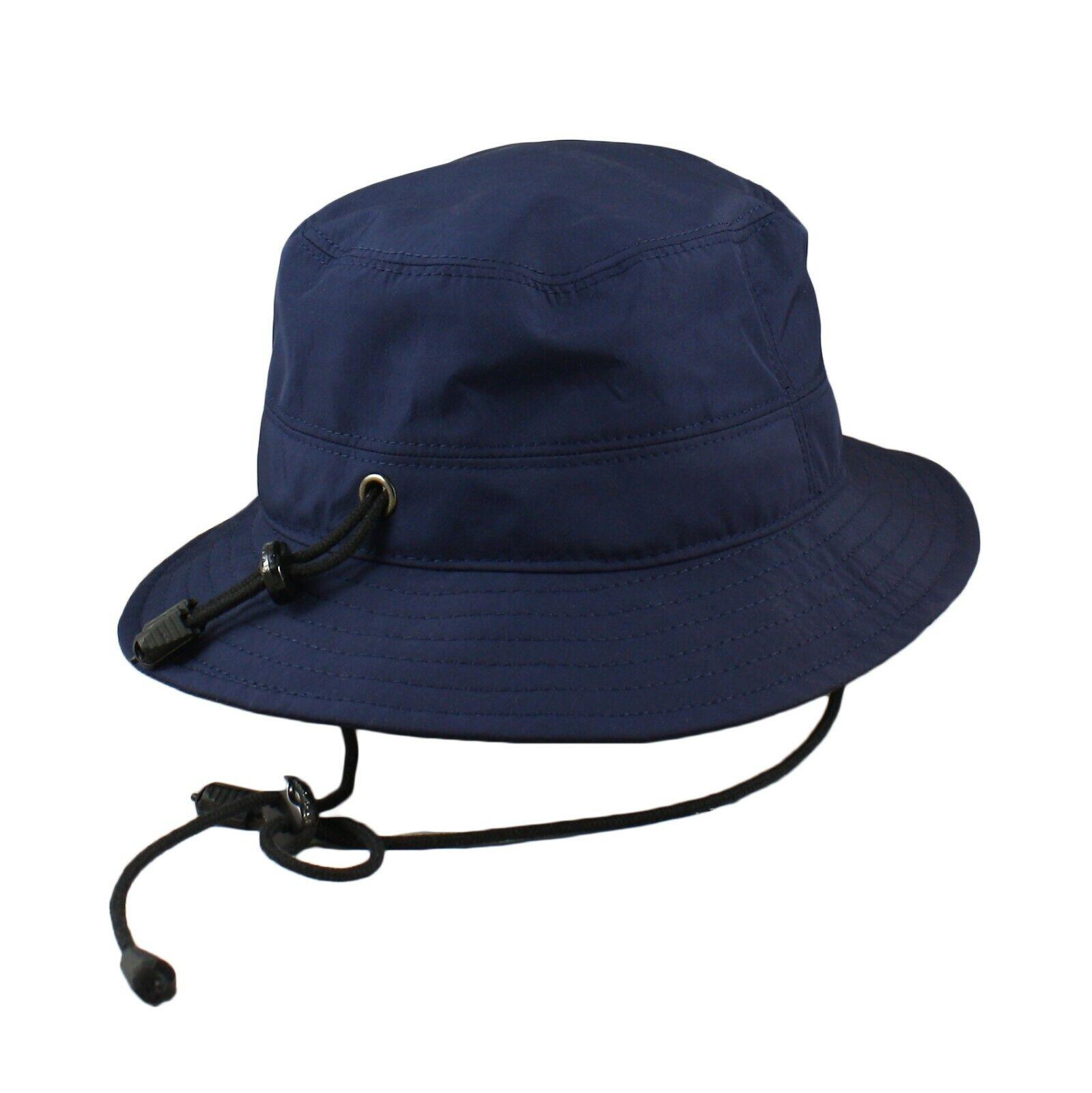 Anglerhut Winddicht Wegener Gore-Tex-Hut Lichtschutzfaktor 40+ regendicht und atmungsaktiv mit UV-Shutz aus Microfaser