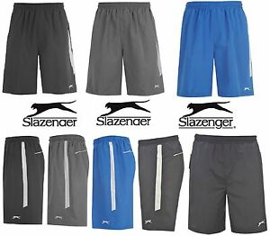 dfc363990e Mens SLAZENGER Woven Sports Shorts Gym Running Casual Size: S M L XL ...