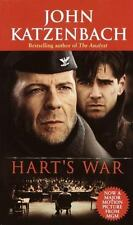 Hart's War By: John Katzenbach