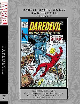 Marvel Masterworks - Daredevil : The Man Without Fear! (2013, Hardcover)